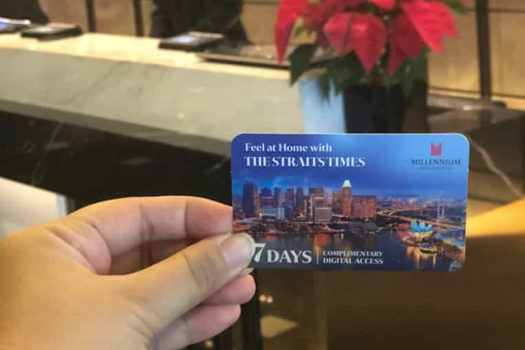 millennium-hotels-and-resorts-guests-to-enjoy-complimentary-access-to-the-straits-times Millennium Hotels and Resorts guests to enjoy complimentary access to The Straits Times