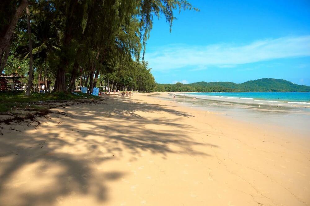 Beach Locations In Krabi Province