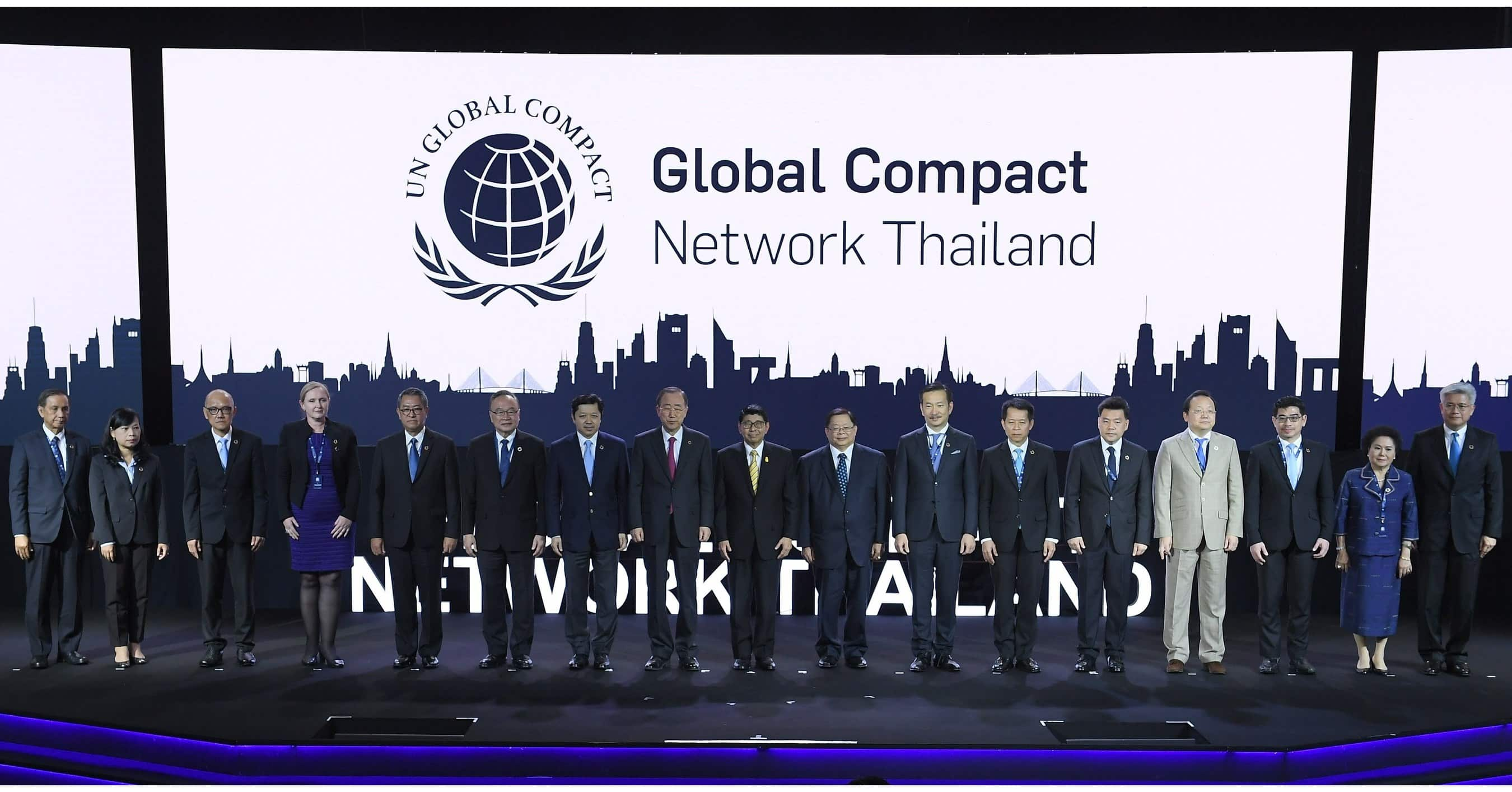 ban-ki-moon-attends-launch-of-global-compact-network-thailand-setting-off-private-sector-collaboration-for-countrys-sustainable-development-prnewswire Ban Ki-moon attends launch of Global Compact Network Thailand, setting off private-sector collaboration for country's sustainable development - PRNewswire