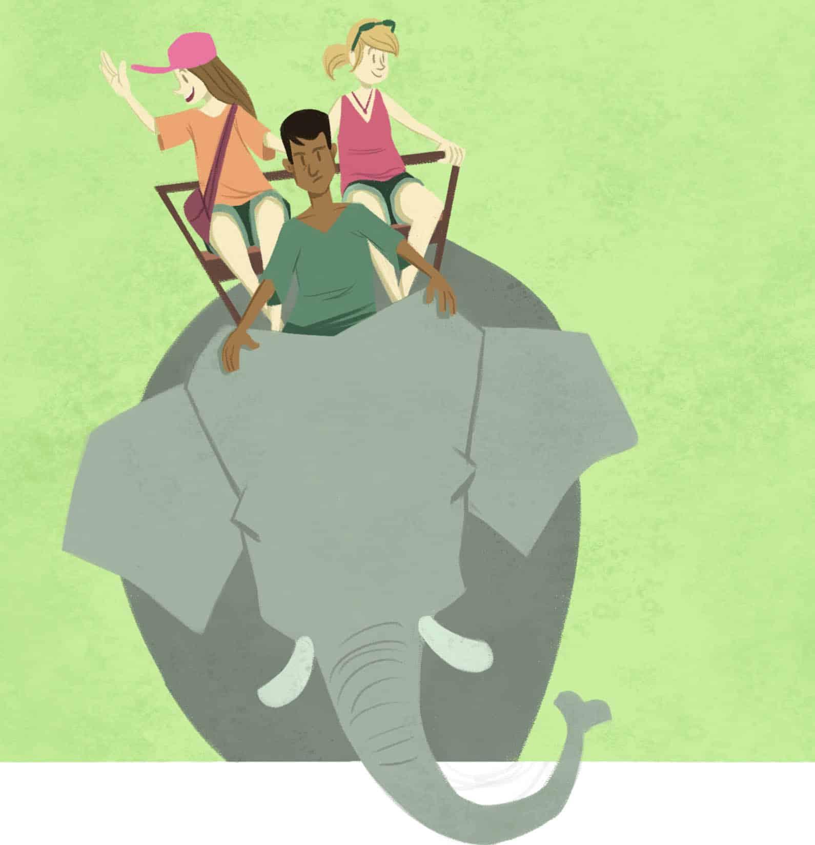 elephant-tourism-hurts-animals-and-indigenous-cultures-the-daily-titan Elephant tourism hurts animals and indigenous cultures - The Daily Titan
