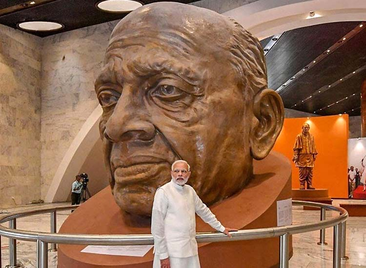 heres-all-that-you-want-to-know-about-the-statue-of-unity-2 Here's all That you Want to Know About the Statue of Unity