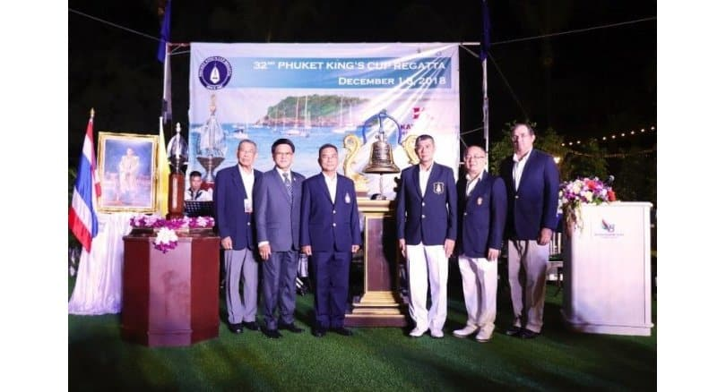 phuket-kings-cup-regatta-gets-underway-the-nation Phuket King's Cup Regatta gets underway - The Nation