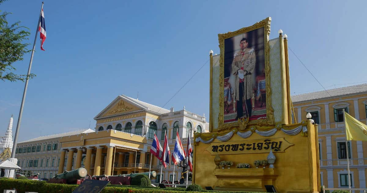 coronation-of-thai-king-scheduled-for-may-2019 Coronation of Thai King Scheduled for May 2019