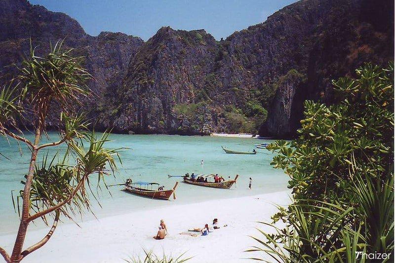 maya-bay-on-phi-phi-island-closed-until-2021 Maya Bay on Phi Phi Island Closed Until 2021