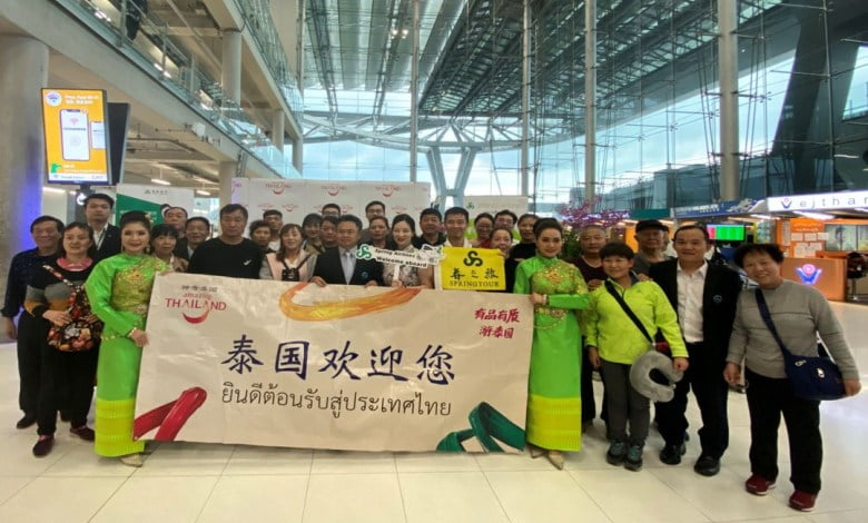 thailand-welcomes-new-spring-airlines-flight-from-xian-china Thailand welcomes new Spring Airlines flight from Xi'an, China