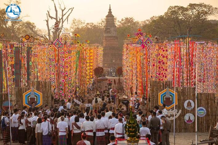 Join Makha Bucha Day 2020 celebration in Kalasin