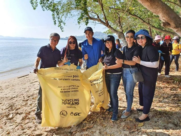 """shade-of-blue-ocean-marks-tats-3rd-year-of-upcycling-the-oceans-thailand-clean-up-effort-2 """"Shade of Blue Ocean"""" marks TAT's 3rd year of """"Upcycling the Oceans, Thailand"""" clean-up effort"""