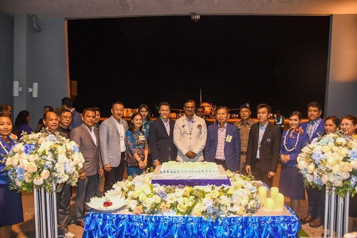 tat-welcomes-flydubais-inaugural-dubai-krabi-flight TAT welcomes flydubai's inaugural Dubai-Krabi flight