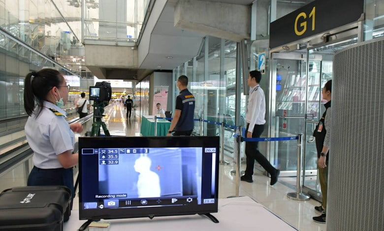 thai-health-authorities-discharged-one-of-four-travellers-quarantined Thai health authorities discharged one of four travellers quarantined