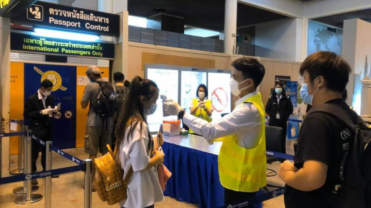 tat-update-don-mueang-airport-enhances-covid-19-surveillance TAT update: Don Mueang Airport enhances COVID-19 surveillance