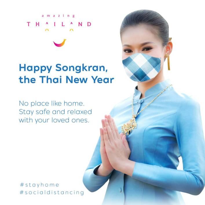 tourism-authority-of-thailand-songkran-greetings-2020 Tourism Authority of Thailand Songkran greetings 2020