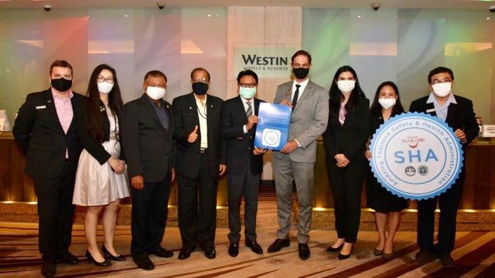 westin-grande-sukhumvit-bangkok-awarded-amazing-thailand-sha-certificate Westin Grande Sukhumvit Bangkok awarded Amazing Thailand SHA certificate