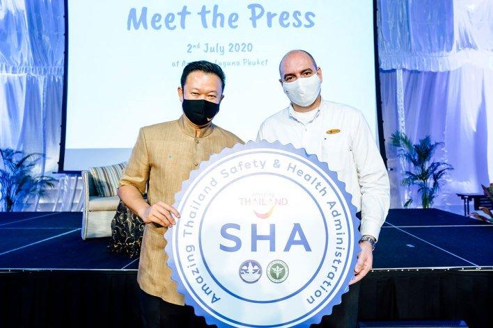 angsana-phuket-awarded-amazing-thailand-sha-certificate Angsana Phuket awarded Amazing Thailand SHA certificate