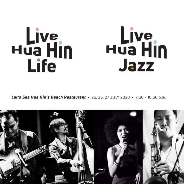 jazz-concert-for-hua-hin-this-coming-long-weekend Jazz concert for Hua Hin this coming long weekend
