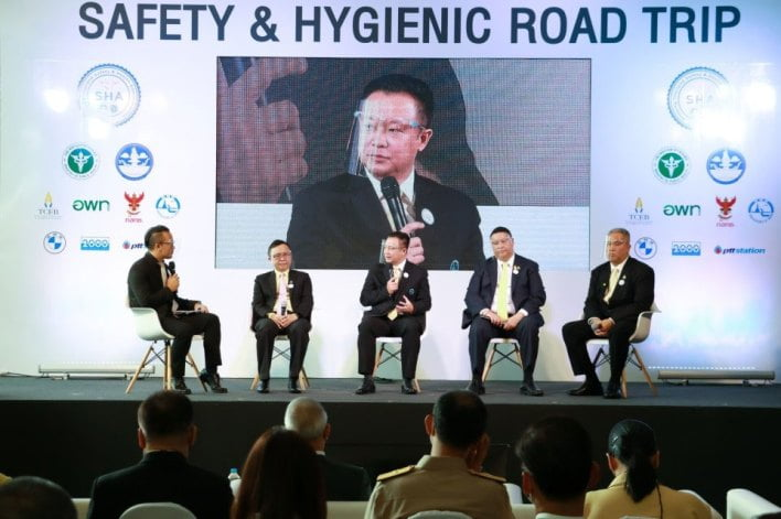 "thailand-launches-safety-hygienic-road-trip-manual Thailand launches ""Safety & Hygienic Road Trip"" manual"