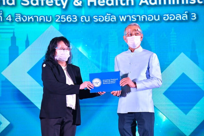 amazing-thailand-sha-certificate-awarded-to-414-businesses-in-bangkok Amazing Thailand SHA certificate awarded to 414 businesses in Bangkok