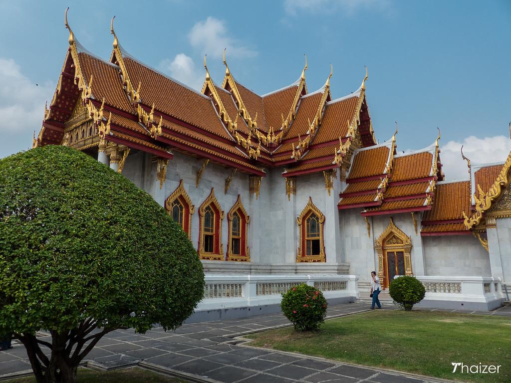the-marble-temple-wat-benchamabophit-bangkok-2 The Marble Temple: Wat Benchamabophit, Bangkok