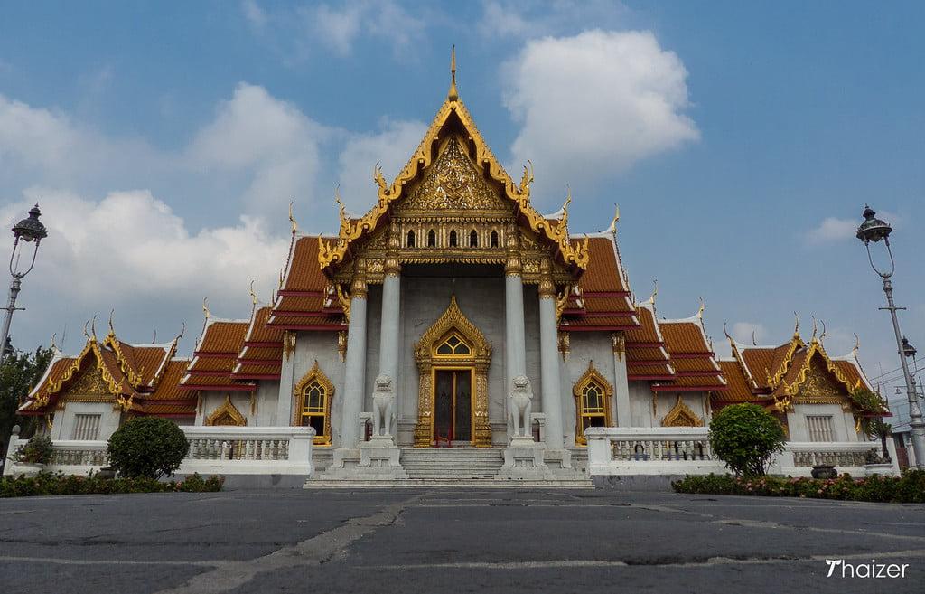 the-marble-temple-wat-benchamabophit-bangkok The Marble Temple: Wat Benchamabophit, Bangkok